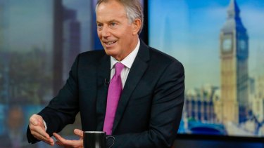 Former British prime minister Tony Blair met  Abu Dhabi's ruling family on a trip paid for by Guo Wengui.