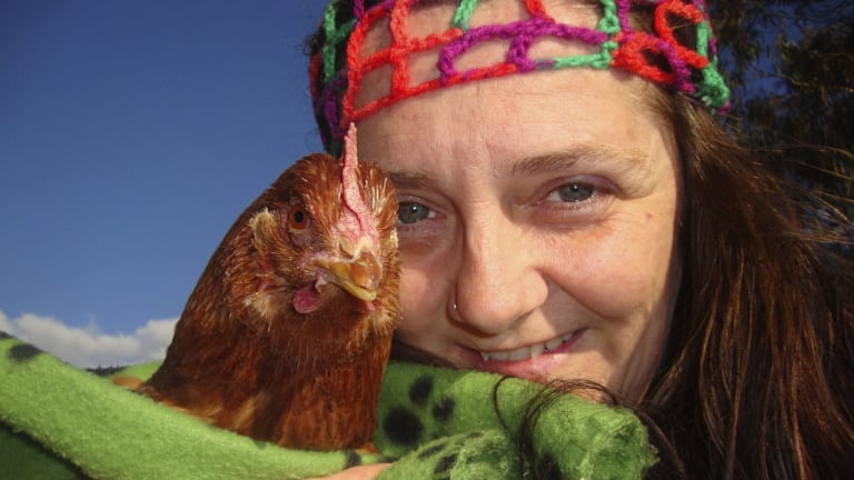 Nikki Medwell owns a vegan B&B - Bed and Broccoli.