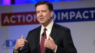 All eyes will turn to Washington on Thursday to hear sacked FBI director James Comey's testimony.