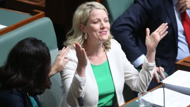 Labor MP Clare O'Neil is likely to be promoted.