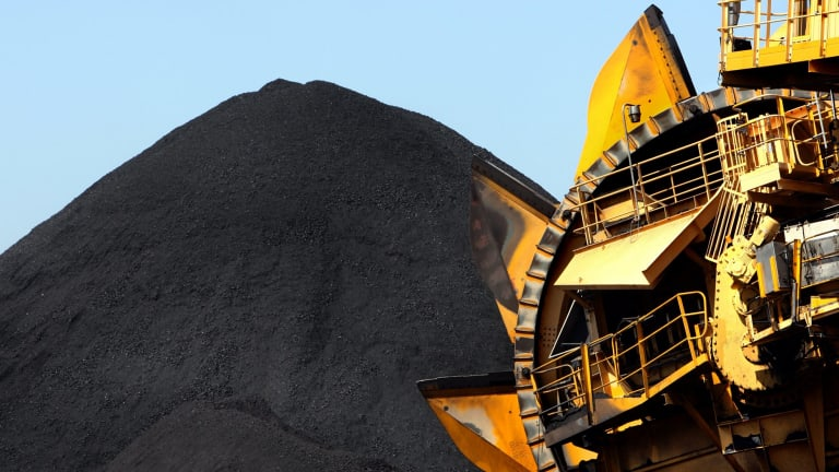 BHP discovered the coal deposits now known as IndoMet in the late 1990s.