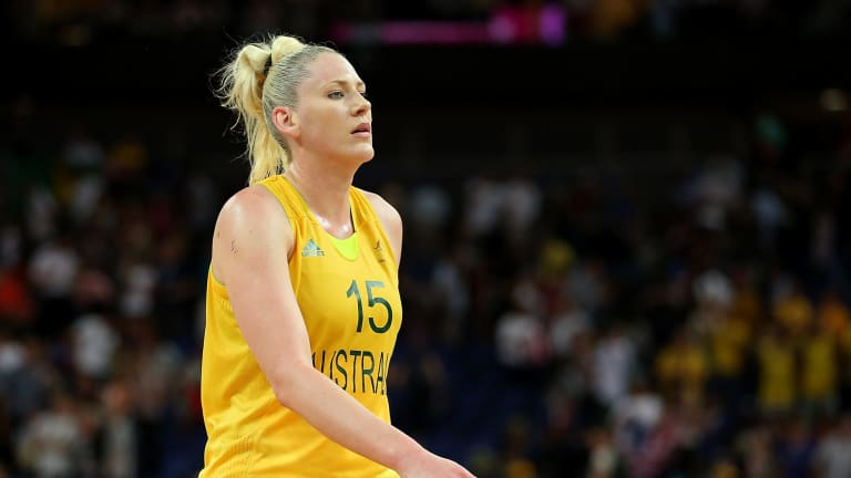 Equal footing: Australian Opals champion Lauren Jackson has backed calls for gender equity in travel for female athletes.
