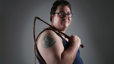 George Christensen pictured for Good Weekend.