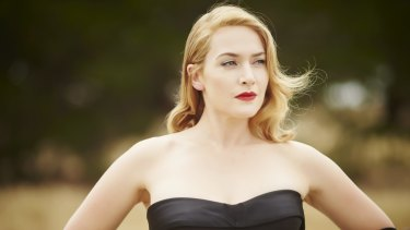 Kate Winslet as Tilly Dunnage in <i>The Dressmaker</i>.