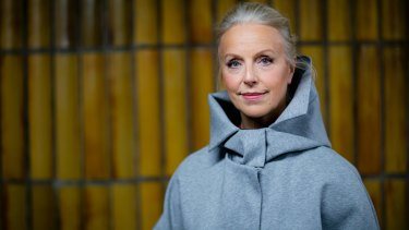 Family tragedy: Swedish mezzo-soprano Anne Sofie von Otter.