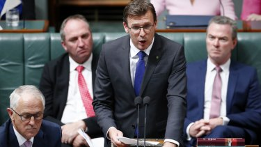 Minister for Human Services Alan Tudge said the pilot, beginning in late October, would help reduce call wait times.