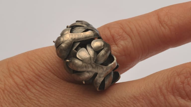 Ring Master at Bilk Gallery is challenging perceptions while ...