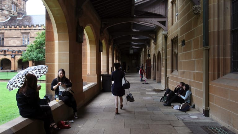 The University of Sydney SRC is a hotbed of ambitious student politicians.