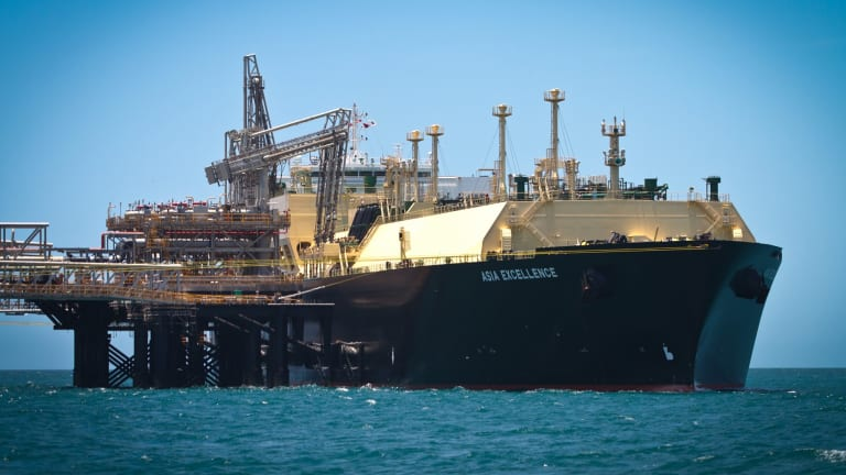 The Asia Excellence transported the maiden cargo from Chevron's Gorgon LNG project in Western Australia on March 21.