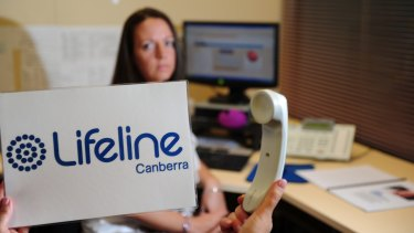 Suicide is the leading cause of death for Western Australians between the ages of 15 and 54, and over 55,000 West Australian's called Lifeline's crisis support last year.