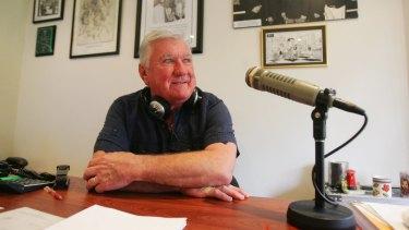The voice: Ray Warren.