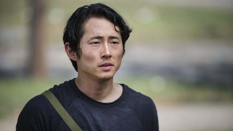 Can this really be the last we see of Glenn Rhee (Steven Yeun)?