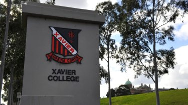 Xavier College's reputation has been marred by a series of controversies.