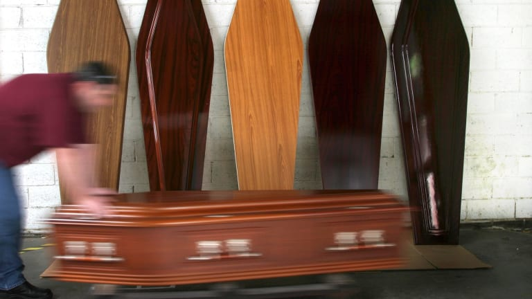 Funeral services and costs shrouded in secrecy university the most expensive place for a burial was sydney while perth was more expensive for solutioingenieria Image collections