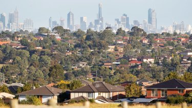 Every inner suburb and virtually every middle suburb has seen its population increase, many by 10, 15 or 20 per cent or more.