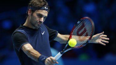 Roger Federer: He will become tennis's first $US100 million prize money earner if he can break through for an elusive 18th grand slam singles triumph at the Australian Open.