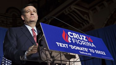 Senator Ted Cruz bowed out after Indiana. Who will he support now?