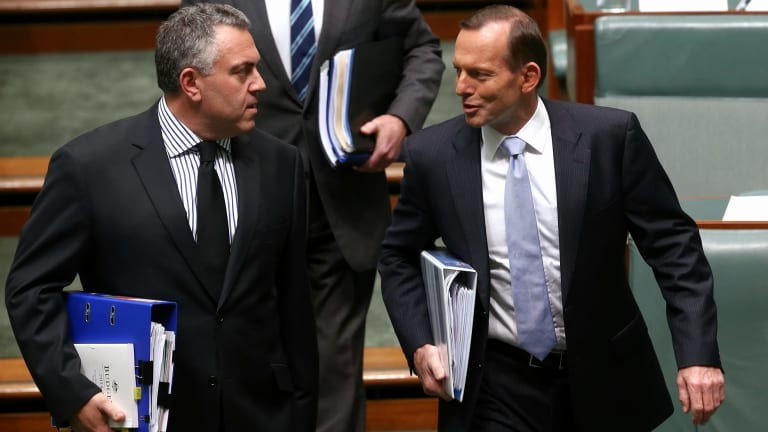 Prime Minister Tony Abbott says he and Joe Hockey haven't discussed the parliamentary friendship group for a republic, which the Treasurer will co-chair.