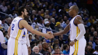 Checking back in: Andrew Bogut returns from injury.