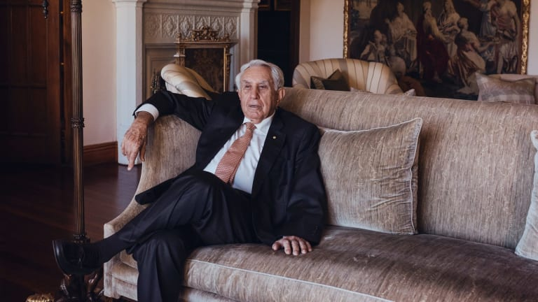 With an estimated wealth of $11.4 billion, I suspect Triguboff will be fine.