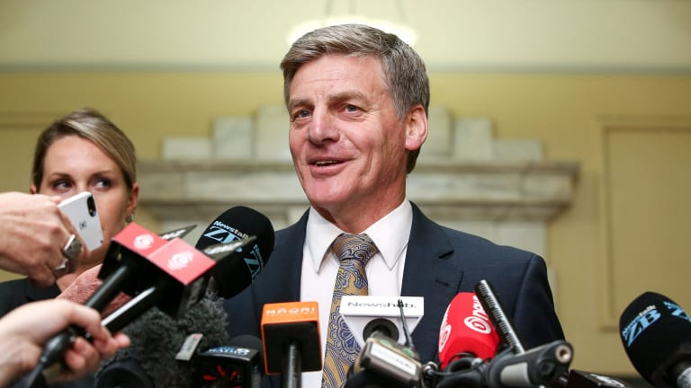 National Party Deputy Leader, Bill English, was also Deputy Prime Minister and Finance Minister. He becomes NZ's 39th Prime Minister