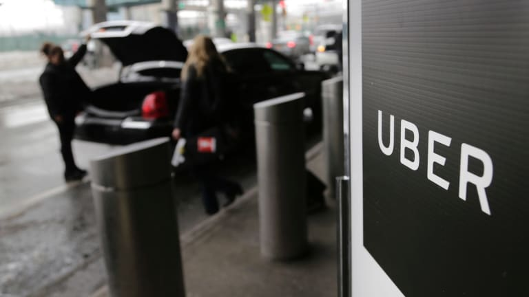 At the height of its power, Uber was valued at around $US68 billion.