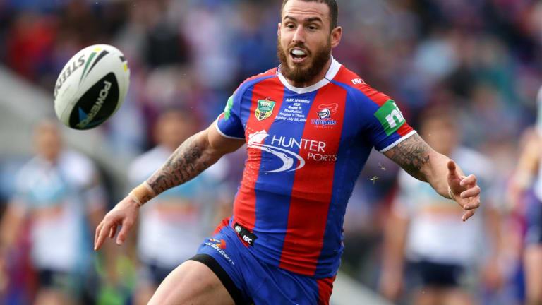 Returning to Queensland: Darius Boyd.