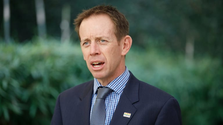 Shane Rattenbury has written to the federal government calling for the tariff on e-bikes to be removed.