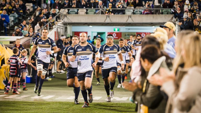 The Brumbies will play eight home games at Canberra Stadium in 2018.