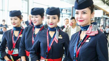China Eastern Airlines has launched flights between Shanghai and Brisbane.