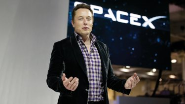 Elon Musk is using SpaceX's near-Earth flights to prepare for his more-ambitious project: interplanetary travel that may include establishing a city on Mars.