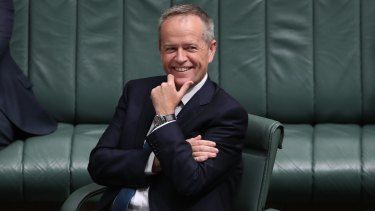 How did everyone but the milkman know  about the search for a piece of paper, thought to have been filed away some 10 years ago by a Mr W. Shorten or his servants in a desk, asked Chief Inspector Holmes of the Prime Political Stuff Ups and Emergency Bottom-Covering Squad.