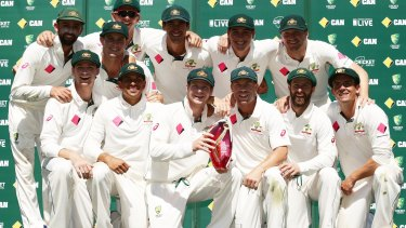 Australia's squad for India has been named.