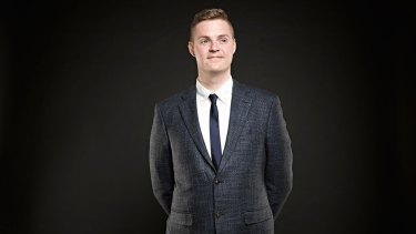 Comedian Tom Ballard will perform at the Redfern Legal Centre 40th Birthday Comedy Show.