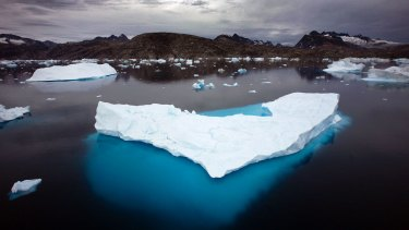 Ice sheets frozen for centuries are melting, and changing the world. This government, and Australia, must change, too.