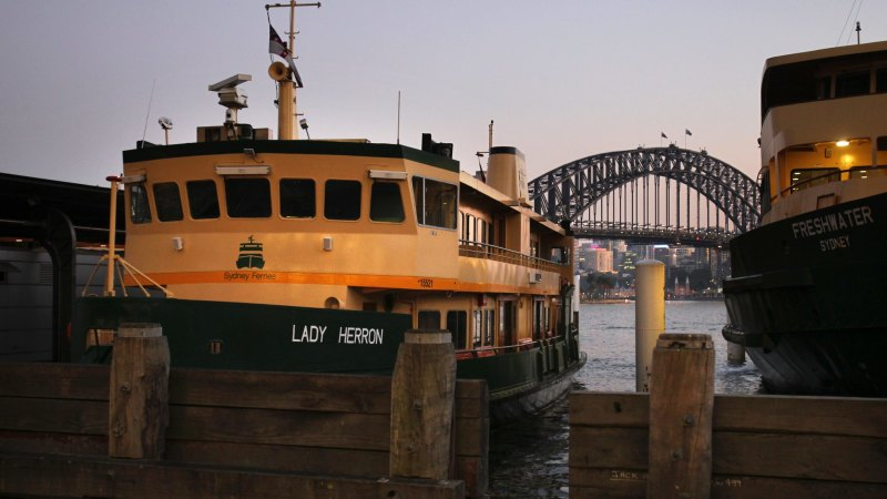 Retirement finally tolls for Sydney Harbour's grand old dames
