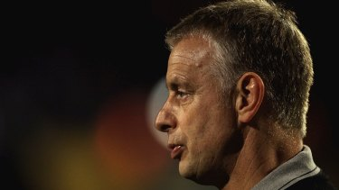 Canadian boss: Brian Noble