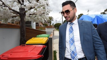 "The tribunal found Salim Mehajer's conduct ""fell far short of what is reasonably expected of a director."""