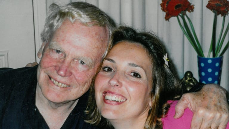"""Bil and Emma Harcourt: """"I may have only been his transcriber that morning but it was an enormous privilege."""""""