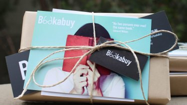 Chris Tantchev thinks Bookabuy can offer something different to Amazon's algorithms.
