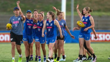 Aflw Western Bulldogs Ready To Chase An Early Bite