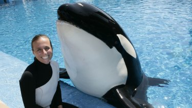 In 2010 trainer Dawn Brancheau died after being attacked by an orca at SeaWorld in Florida.