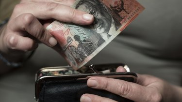 Those earning $185,000 a year are in the top 6 per cent of all family incomes.