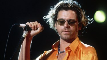 Tony Alford has featured in the dispute of th estate of Michael Hutchence.