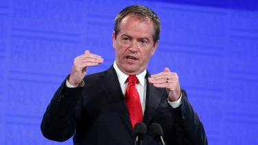 Opposition Leader Bill Shorten concedes he has had to spend time explaining his infamous ''zingers''.