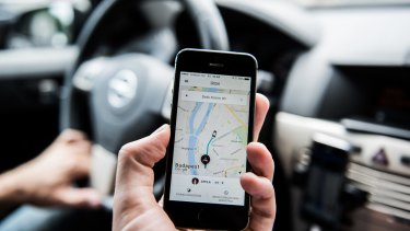 Forget using the iPhone in the car - the info may soon be on your windscreen.