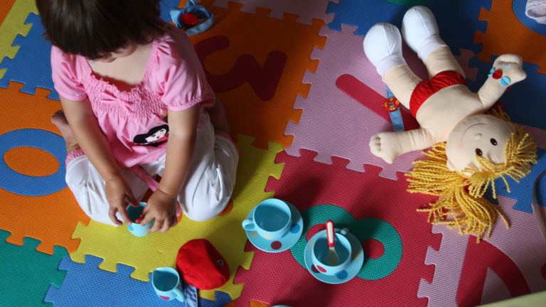 Early learning centres key to getting children school-ready, report finds.