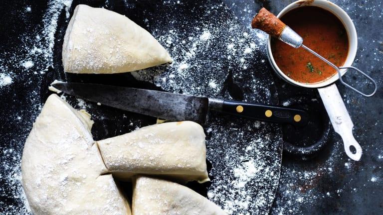 Dan Lepard's basic overnight flatbread dough.