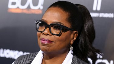 Oprah Winfrey out ... the former TV host has ruled herself out of a presidential run.