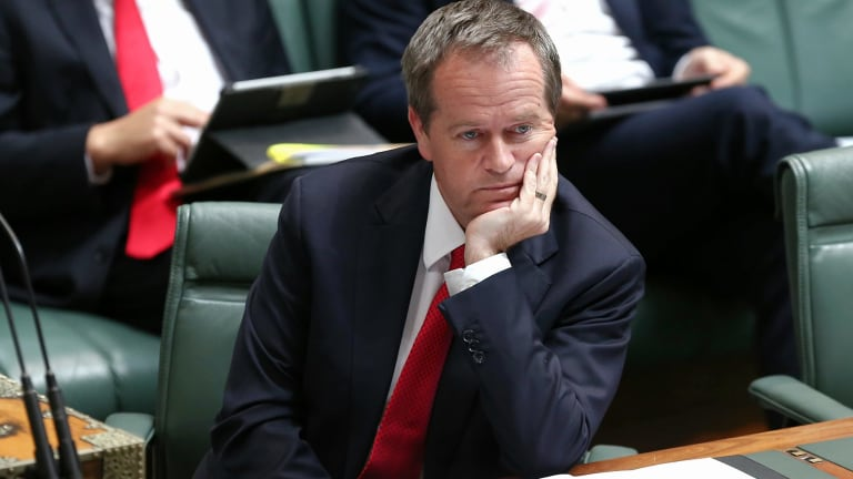 Opposition Leader Bill Shorten has asked the Prime Minister to review terror laws Labor helped pass.